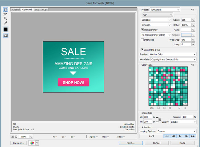 animated banner ad tutorial
