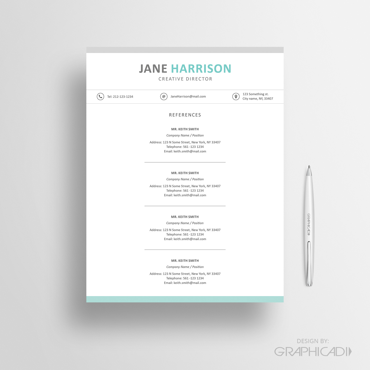 Reference List For Resume resume reference listreference list for resume reference template for resume template Resume Reference Page Resume Reference Sheet