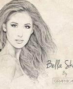 bella-sketch