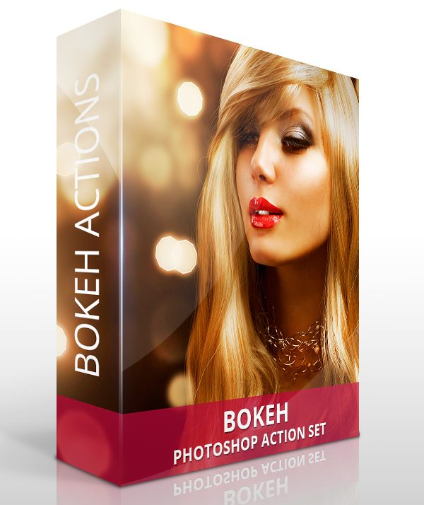 Bokeh Photoshop Actions