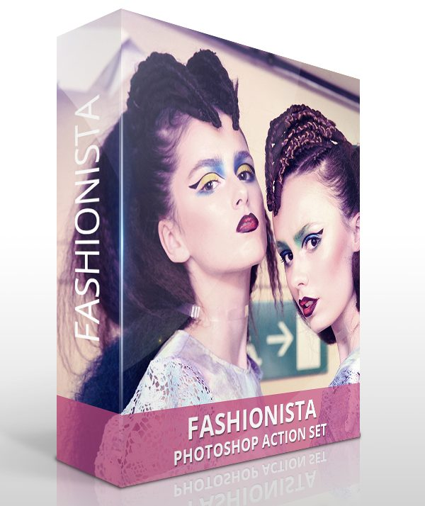 Fashionista Photoshop Actions