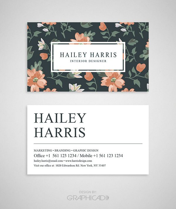 Business Card Template 06