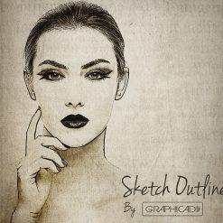 sketch-outline