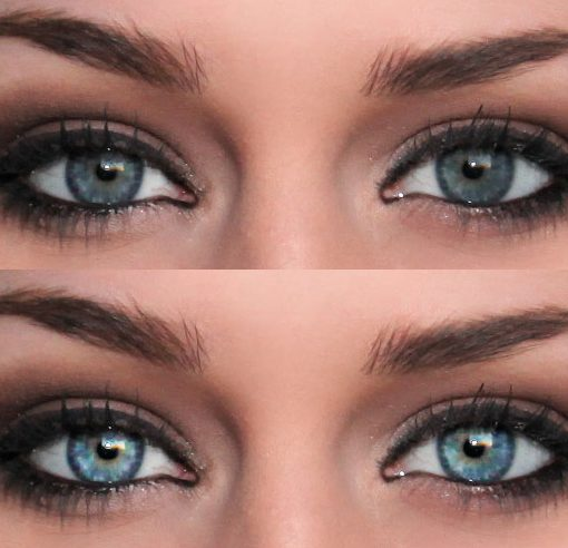 Eye enhancer