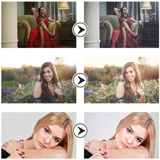 Portrait Preset Preview