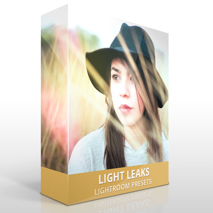 Light leak presets
