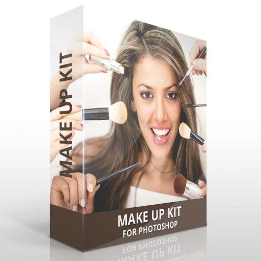 Make up kit for Photoshop