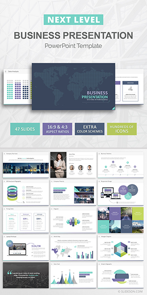 10 Awesome Powerpoint Presentation Templates - Graphicadi