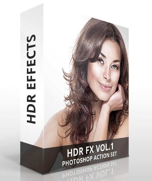 HDR Photo Effect for Photoshop