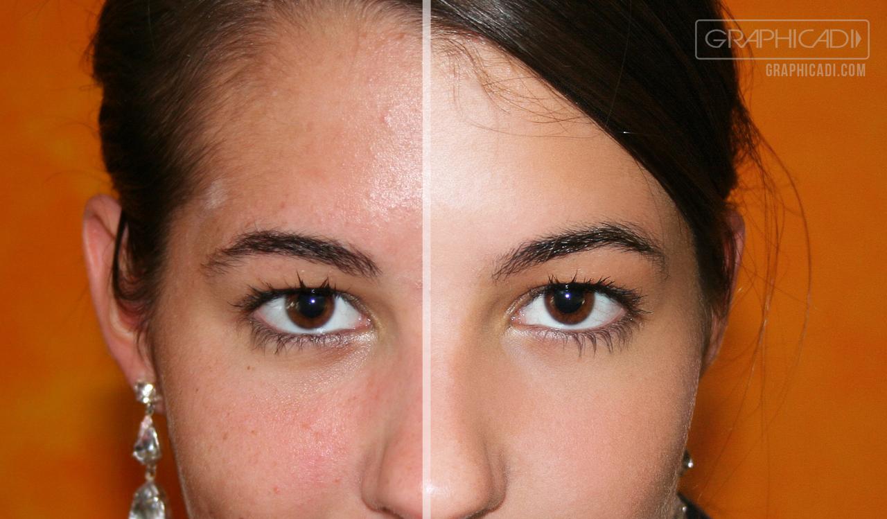 Skin Retouching Basics - Graphicadi