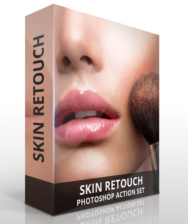 Skin retouch