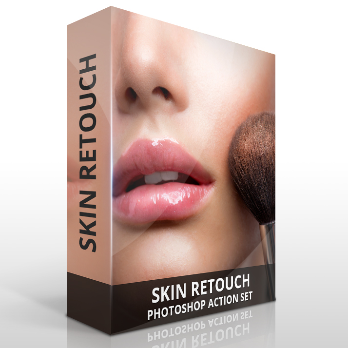 skin retouch actions for photoshop