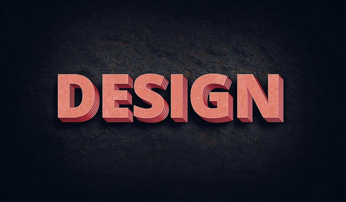 Free 3d Text Effect Generator For Photoshop 3d Photoshop