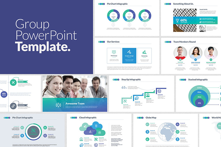 10 awesome powerpoint presentation templates graphicadi