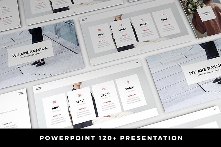 Passion presentation