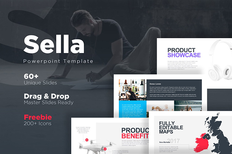 Sella PowerPoint Presentation Template