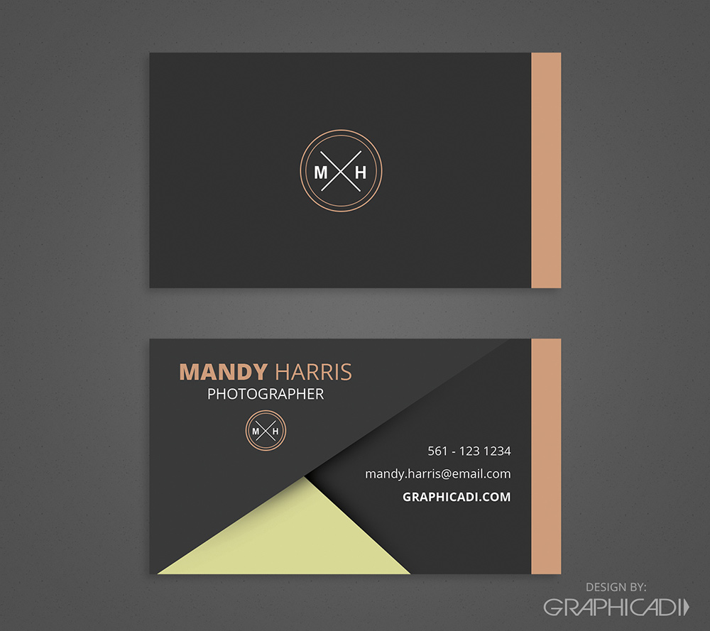 Business card freebie