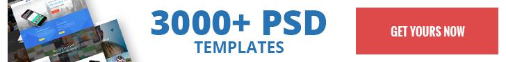 PSD Templates