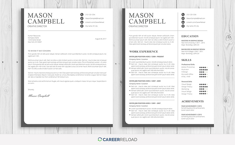 Best Free Resume Templates  Graphicadi