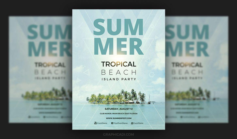 Free summer flyer