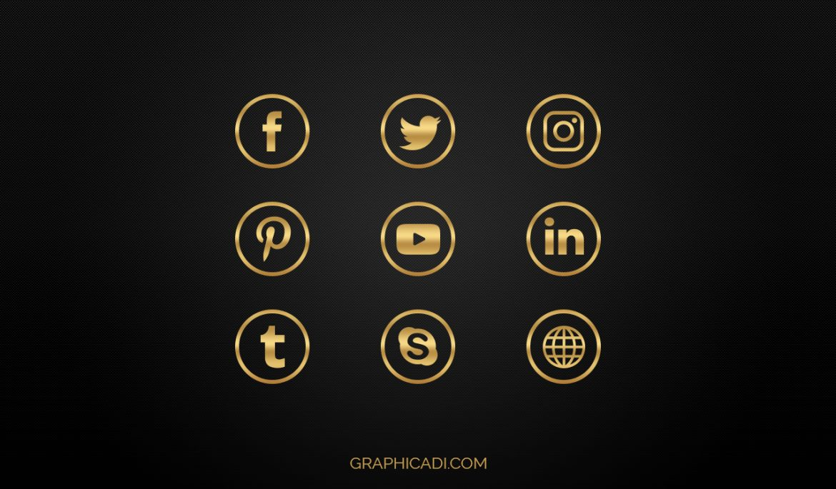 Free social media icons download